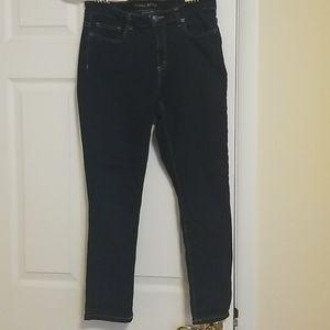 LIKE NEW Michael Kors Dark wash skinny Jean